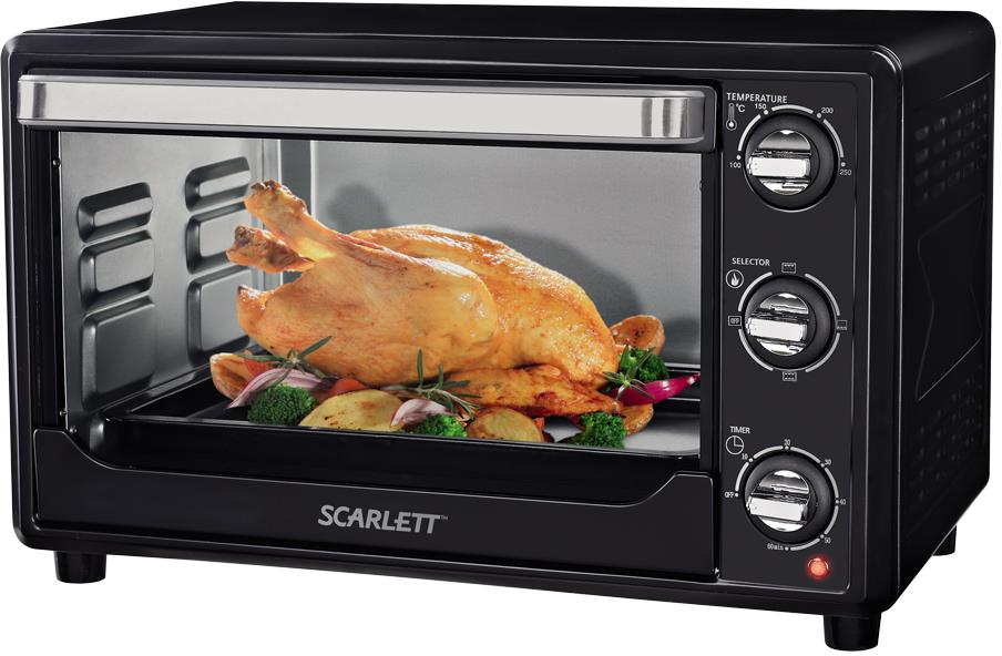 Наличие таймера защитит курицу от превращения в угли, если вы вдруг увлечётесь решением других домашних проблем