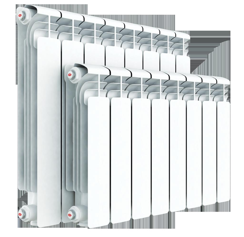 Наш выбор - алюминиевые радиаторы.