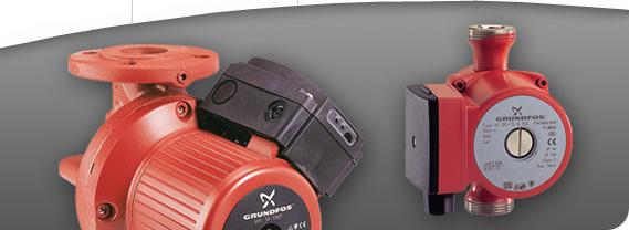 Насосные агрегаты для перекачивания теплоносителя для генераторов теплоты