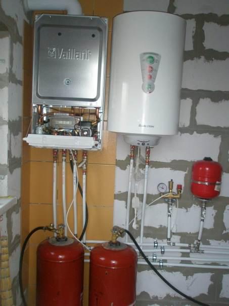 норма расхода газа на отопление