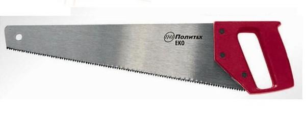 Ножовка гораздо дешевле электроинструмента, поэтому можно использовать ее