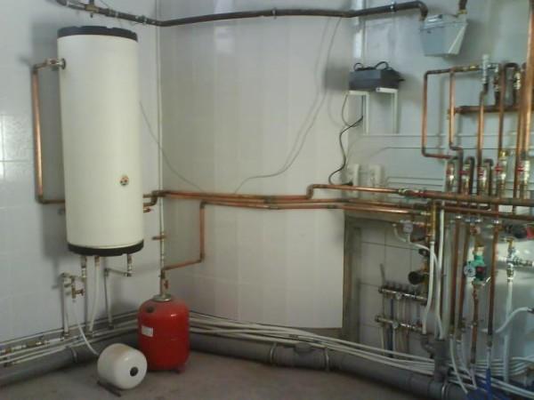 Оборудование, используемое для организации системы.