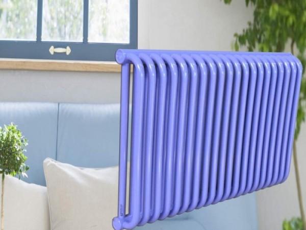 Одна из разновидностей стальных радиаторов - трубчатый прибор.
