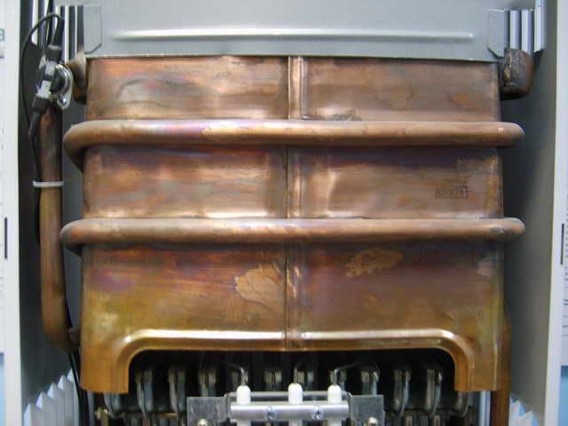 одноконтурные напольные газовые котлы отопления