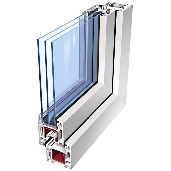 Окна с двухкамерными стеклопакетами типичны для Дальнего Востока.