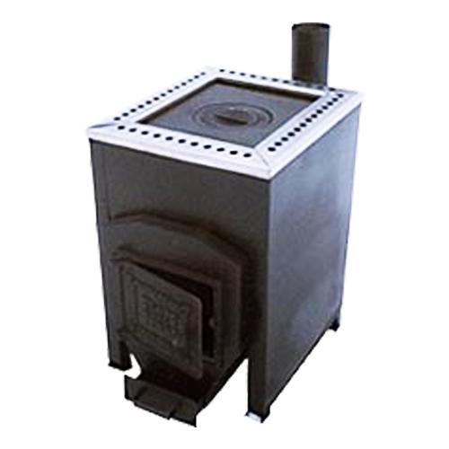 Отопительно-варочная печь «Варвара» с одной конфоркой