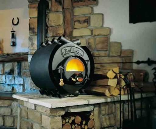 Печь отопления конвекционного типа