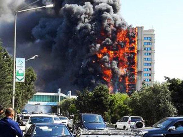 Пенополистирол при пожаре выделяет ядовитый дым.