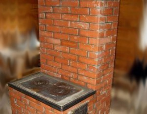 Плита слева, щиток справа, при этом из него можно сформировать стену, только вот вбивать в нее ничего не надо.