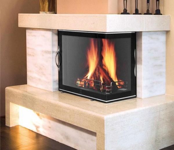 Пляшущее на дровах пламя - это очень красиво. Но мы - циничные практики и постараемся использовать его тепло для обогрева дома.