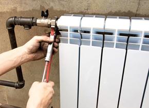 Подключение радиатора своими руками