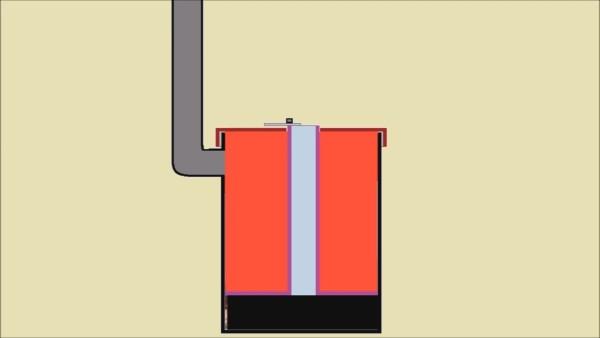 Положение поршня в нижней точке, когда пора прикрыть крышку шатуна