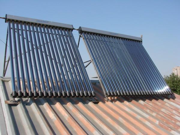Правильная установка обеспечивает максимальный приток энергии