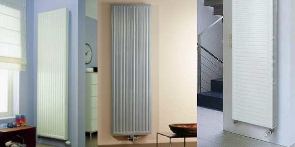 Примеры стальных панельных высоких радиаторов