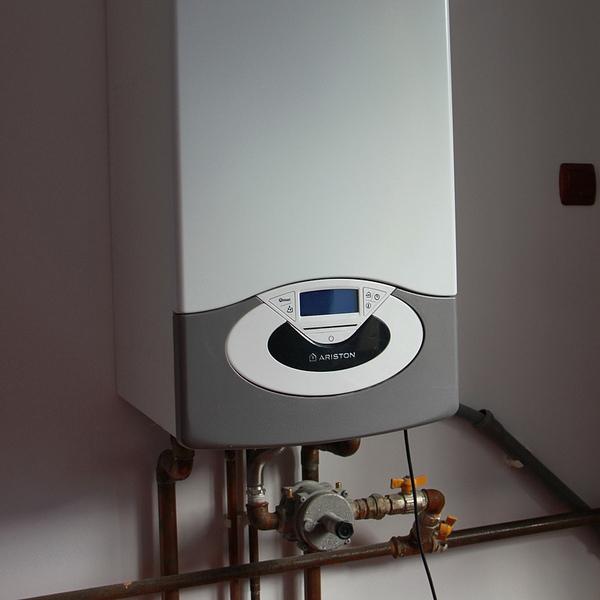 Приятное исключение - газовая колонка с электронным термостатом.