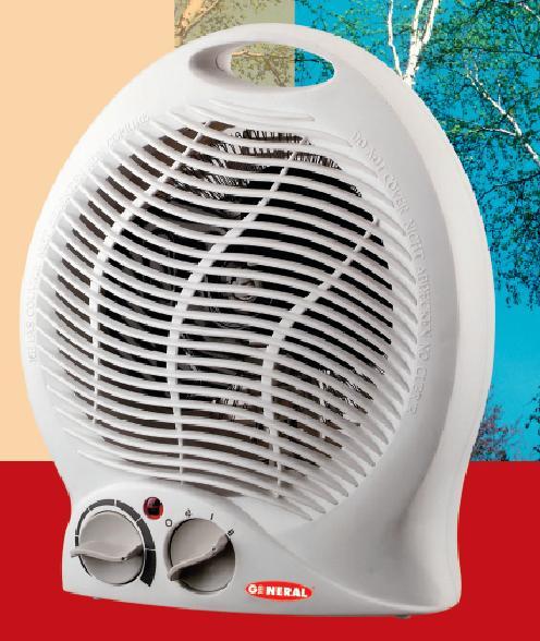 Простенький тепловентилятор