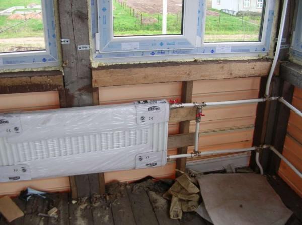 радиаторы отопления для частного дома