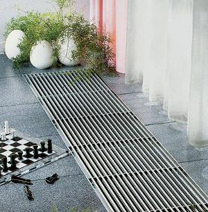 радиаторы отопления в полу