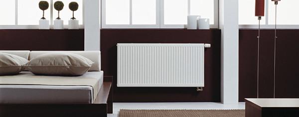 Радиаторы высотой 300 мм – прекрасное решение для современного интерьера.