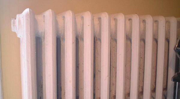 расчет теплоотдачи радиатора батарей отопления