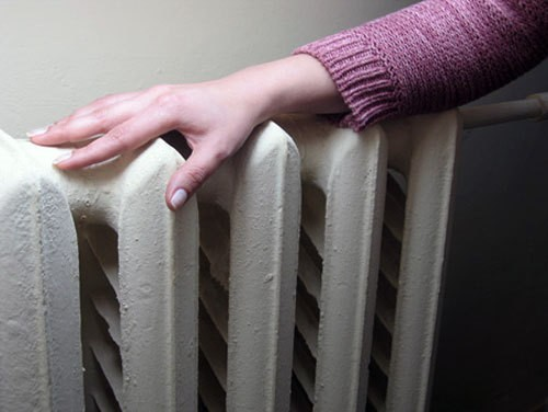 расчетная температура наружного воздуха для проектирования отопления