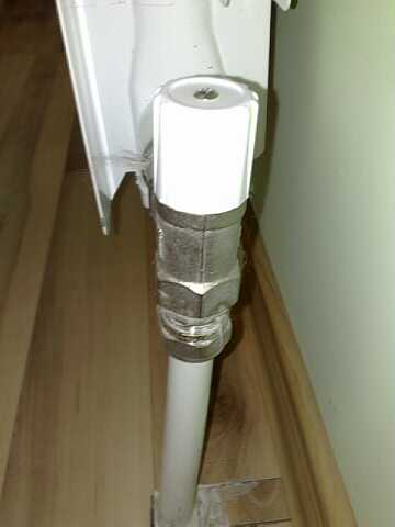 Разводка может пройти под чистовым полом. Нужна полость высотой всего в пару сантиметров.