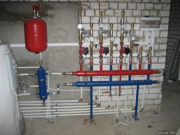 Регламентные работы по обслуживанию систем отопления