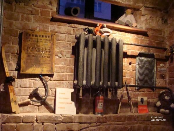 ретро радиаторы отопления