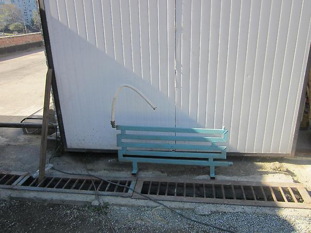Самодельные радиаторы отопления из профильной трубы для хозяйственных помещений