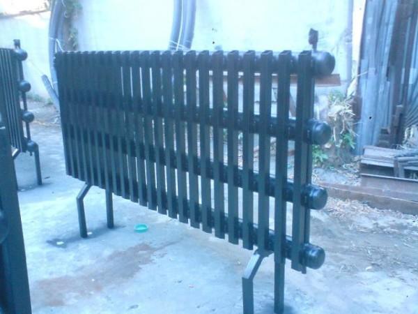 Самодельный масляный радиатор из подручных материалов