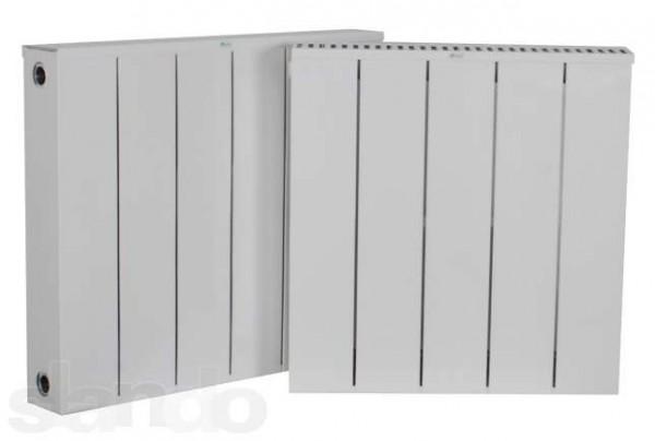 Секционные батареи из стальных листов