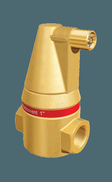 Сепаратор Flamcovent для трубопровода диаметром 1 дюйм. Розничная стоимость - 5550 рублей.