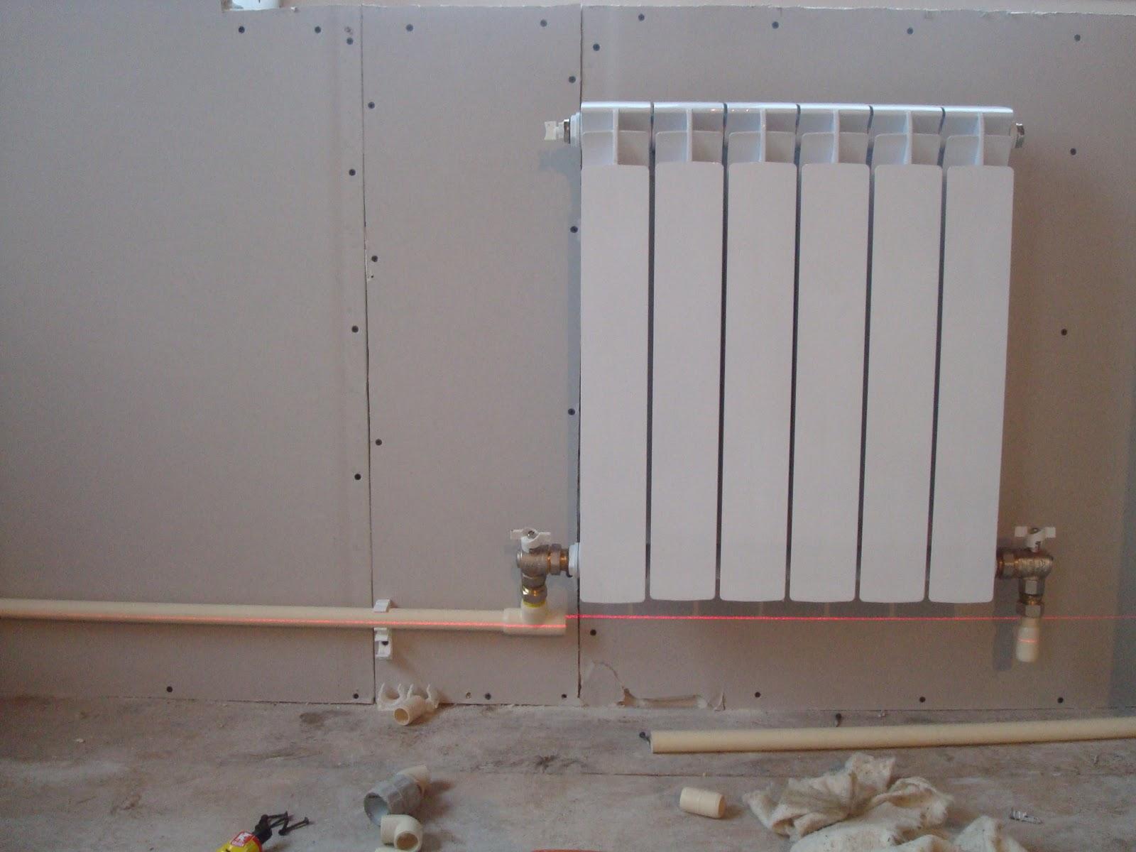 Как собрать отопление в доме своими руками схема фото 110