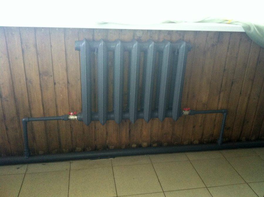 Как сделать отопление ленинградку фото 297