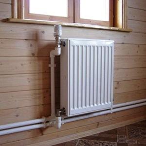 Современный радиатор отопления