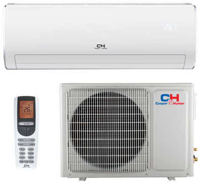 Совсем недорогой и крайне эффективный тепловой насос, использующий тепло воздуха на улице.