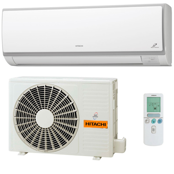 Сплит-система за вашим окном является частным случаем теплового насоса.
