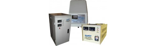 Стабилизатор напряжения – непременный атрибут и системы отопления, если за основу взят электрический котёл
