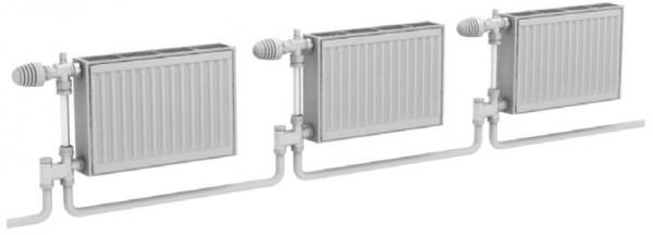 стальные радиаторы отопления прадо