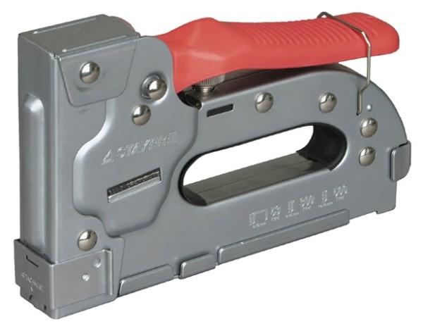 Степлер - полезный инструмент, который должен быть у каждого домашнего мастера