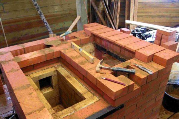 Строительство печи своими руками это интересное и увлекательное занятие.
