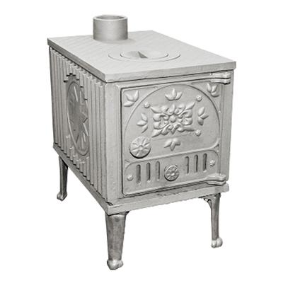 Такая печка не только обогреет ваше жилище, но и украсит его.
