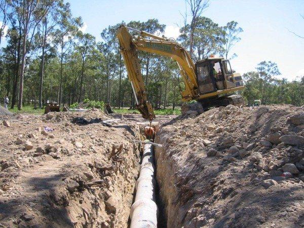 Такой трубопровод можно зарывать глубоко в почве.