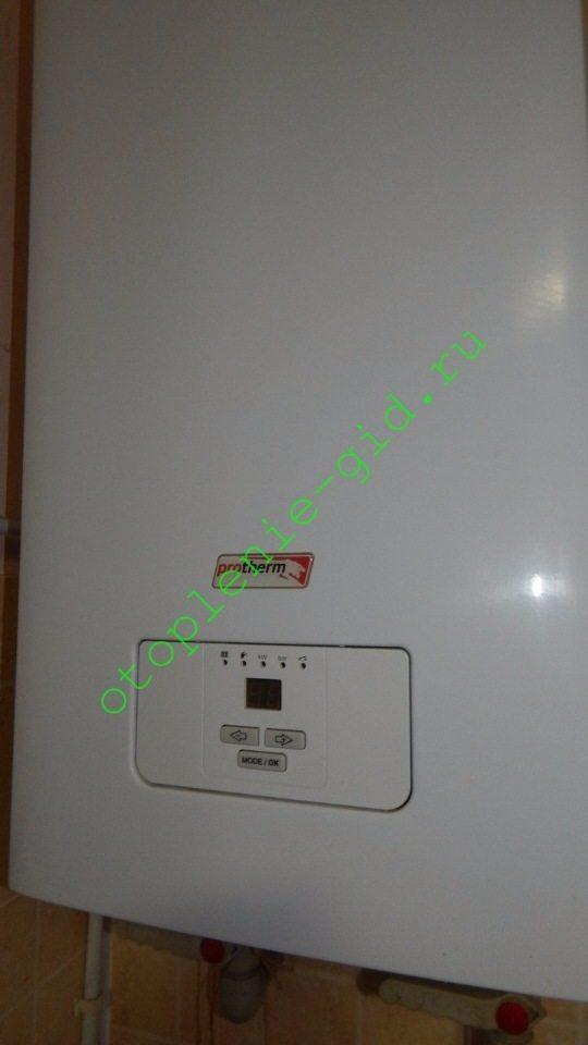 ТЭНовый электрический отопительный котел используется в моем доме в качестве резервного источника тепла.