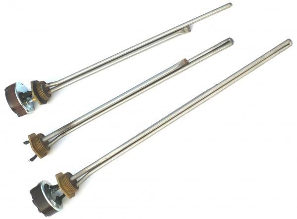 ТЭНы для алюминиевых радиаторов отопления могут использоваться и в стальных