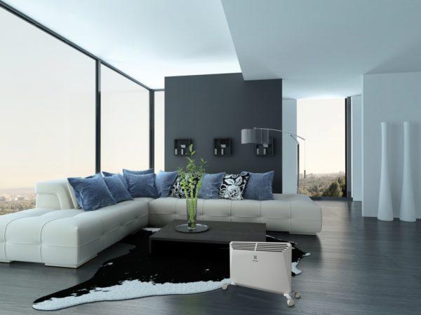 Тепло в квартире может быть и без газа, главное, чтобы было хотя бы электричество
