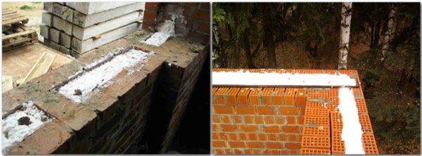 Теплопроводность вспененного полиуретана ниже, чем теплопроводность минеральной ваты, а это значит, что стены будут еще теплее