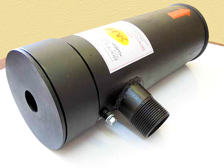 Тепловой агрегат в заводском исполнении