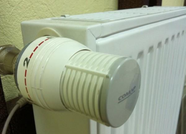 Термоголовка поддерживает постоянную температуру воздуха без вашего участия.
