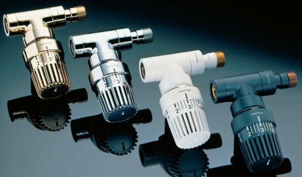 Термоголовки для отопления встроенные в корпус